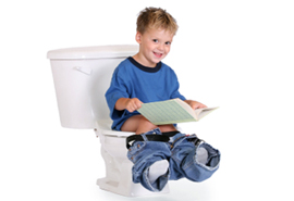 Flushing Boy